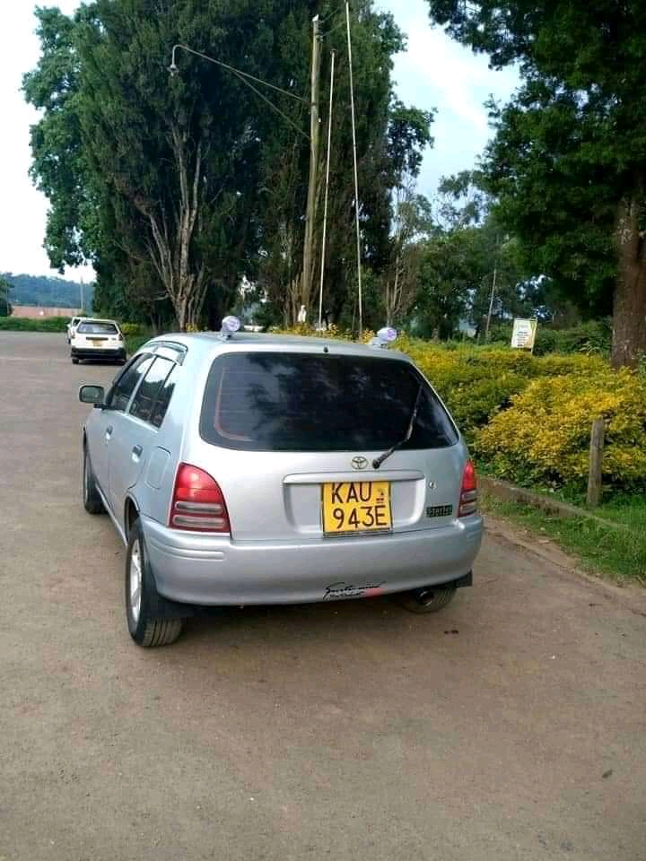 Toyota Starlet 1999 for sale in Oldonyiro, Isiolo Kenya