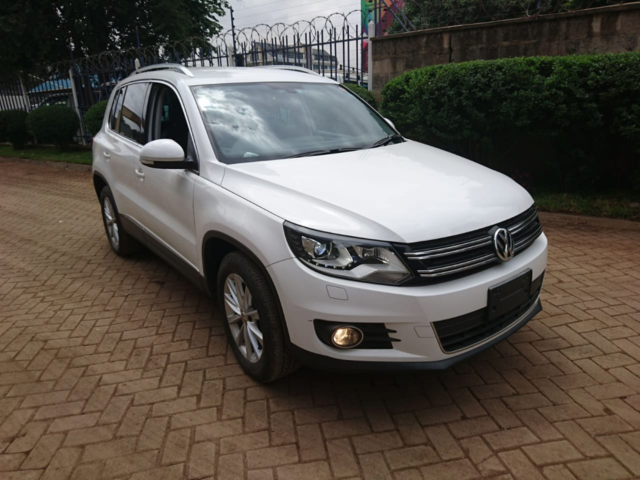 Volkswagen Tiguan 2012 for sale in Nairobi, Kenya