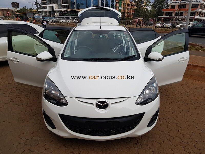 Mazda Demio 2013 for sale in Car Locus Ngong Road, Nairobi Kenya