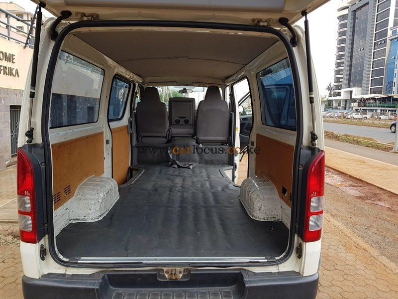 Toyota HiAce 2011 for sale in Car Locus Ngong road, Nairobi Kenya