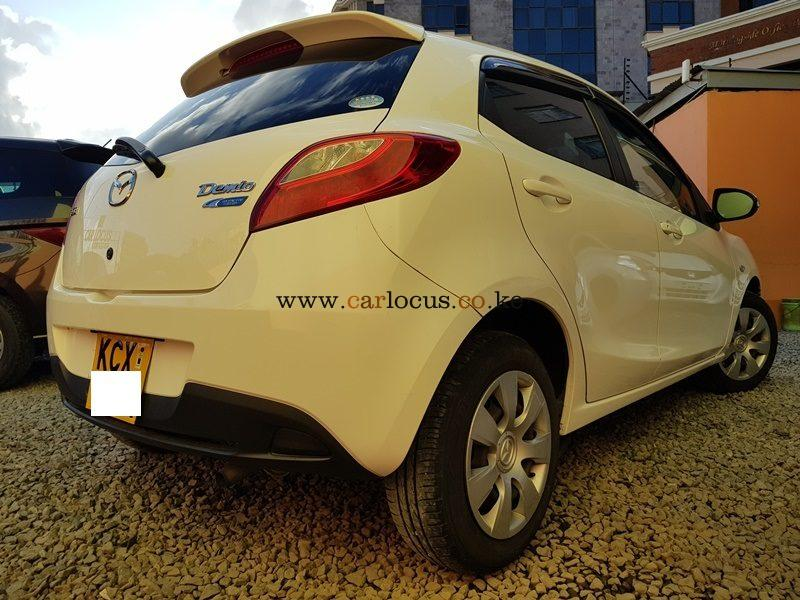 Mazda Demio 2012 for sale in Nairobi, Kenya