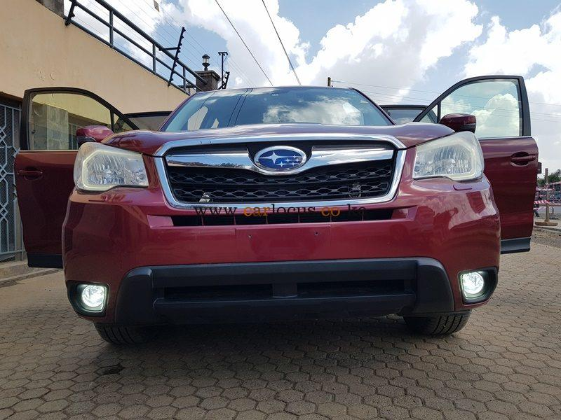 Subaru Forester 2012 for sale in Car Locus, Nairobi Kenya