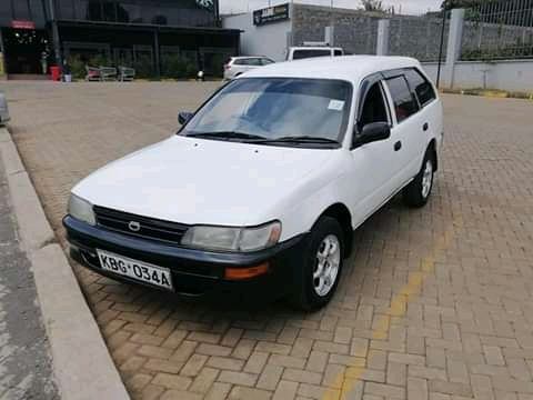 Toyota Corolla 2007 for sale in voi, Taita Taveta Kenya