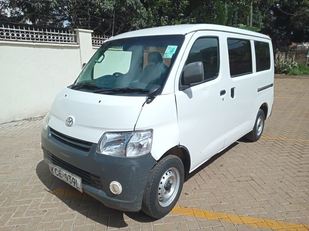 Toyota Townace 2008 for sale in Packlands, Nairobi Kenya