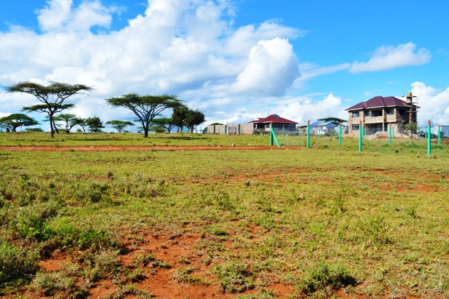 Plot  for sale in  Eden Gardens, Kajiado, Kenya