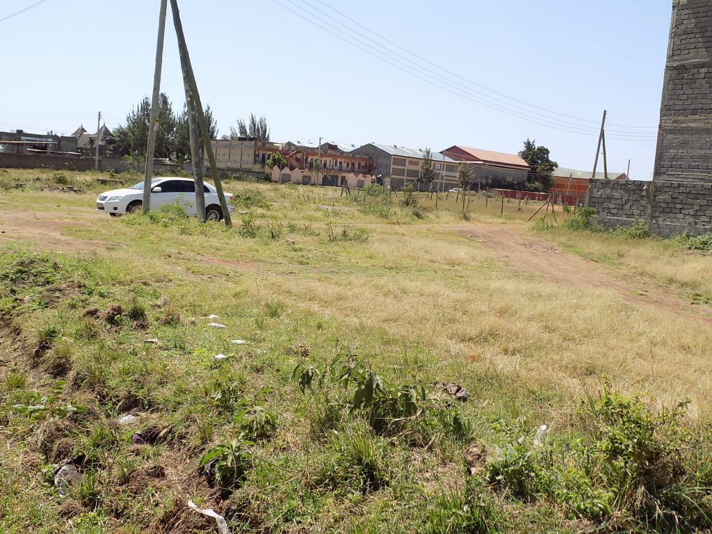 Plot  for sale in  KIbute, Thika Town, Kiambu, Kenya