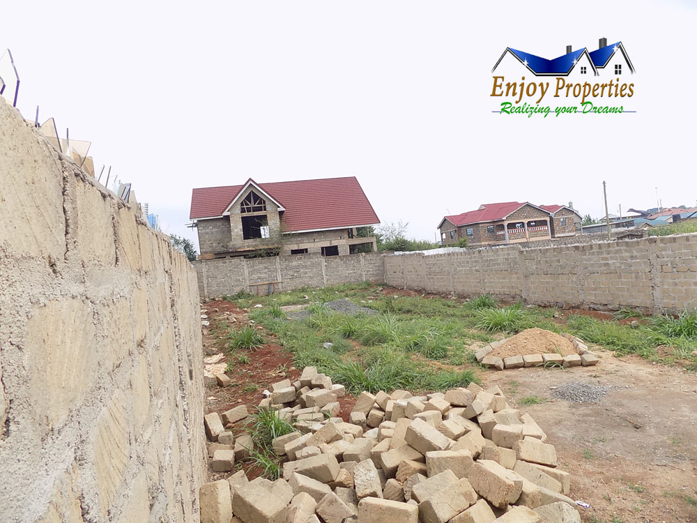 Plot  for sale in  Ngoingwa, Thika Town, Kiambu, Kenya