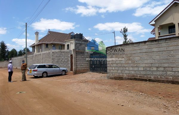 Plot  for sale in  Mugumo, Kiambu, Kiambu, Kenya