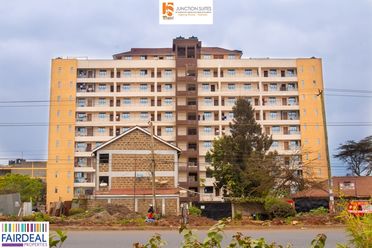 1 bedroom  apartment  for sale in  Junction Suites, Dagoretti South, Nairobi, Kenya